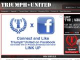 Browse Triumph United