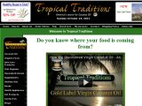 Tropical Traditions Coupon Codes