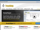 Browse Trueship Shipping Software