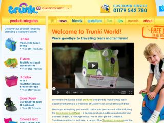 Shop at trunki.com