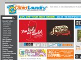 T-Shirt Laundry Coupon Codes