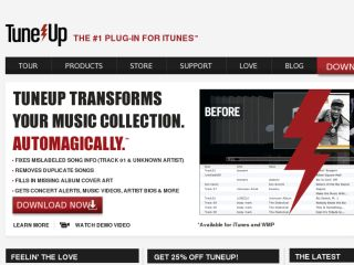 Shop at tuneupmedia.com