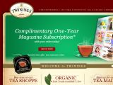 Twiningsusa.com Coupon Codes