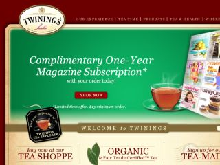 Shop at twiningsusa.com