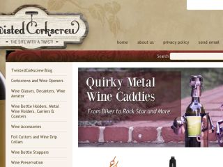 Shop at twistedcorkscrew.com