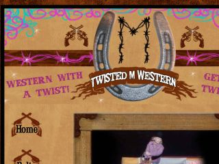 Shop at twistedmwestern.com