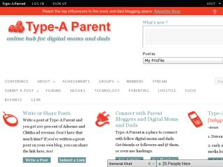 Shop at typeaparent.com