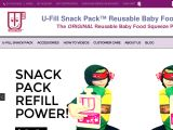 Ufillsnackpack.com Coupons