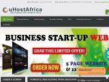 Uhostafrica.com Coupons