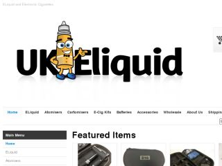 Shop at uk-eliquid.co.uk