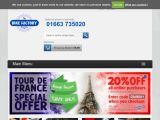 Ukbikefactory.com Coupons