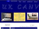 Ukcanvas.com Coupons