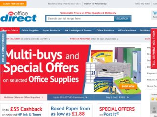 Shop at ukofficedirect.co.uk