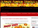 Browse Ultimate Pumpkin Stencils