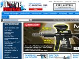 Browse Ultimate Paintball
