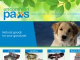 Browse Uncommon Paws