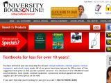 Universitybooksonline.com Coupon Codes
