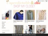 Unpredictableandchic Coupon Codes