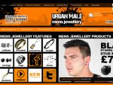 Browse Urban Male Mens Jewellery