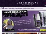 Urban Decay Cosmetics Coupon Codes
