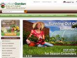 Browse Urban Garden Solutions