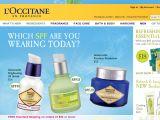Browse L'Occitane
