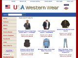 Browse USA Western Wear