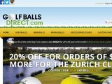 Usedgolfballdeals.com Coupon Codes