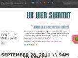 Uxwebsummit.com Coupons