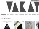 Vakay.storenvy.com Coupons