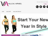 Valleauapparel.com Coupons