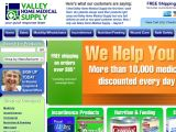 Valleyhomemedicalsupply.com Coupons