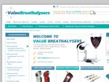 Valuebreathalysers.co.uk Coupons