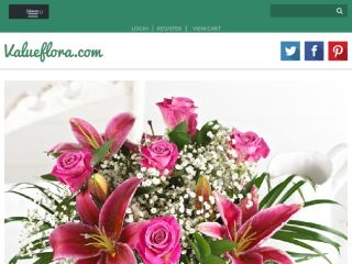 Shop at valueflora.com