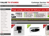 Valuetvstands.co.uk Coupons
