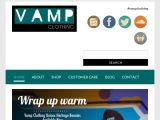Vamp-Clothing.com Coupons