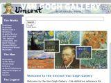 Browse Vincent Van Gogh Gallery
