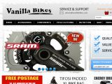 Vanillabikes.com Coupons