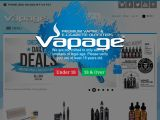 Vapage.com Coupon Codes