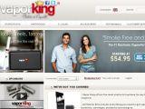 Browse Vapor King Electronic Cigarette