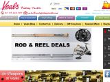 Vealsfishingtackle.com Coupon Codes