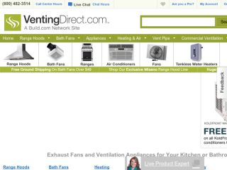 Shop at ventingdirect.com