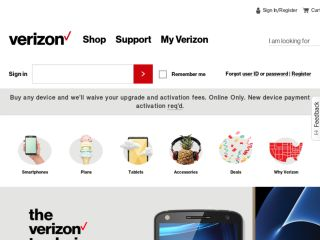 Shop at verizonwireless.com