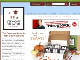 Browse Vermont Brownie Company