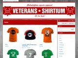 Browse Veterans Shirtium