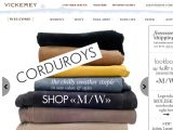 Vickerey Coupon Codes