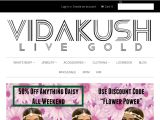 Vidakush.com Coupon Codes