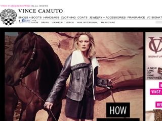 Shop at vincecamuto.com