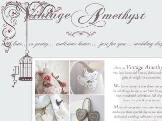 Shop at vintageamethyst.co.uk