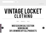 Vintagelocketclothing.co.uk Coupon Codes